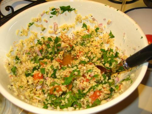 Bonnies Tabouleh