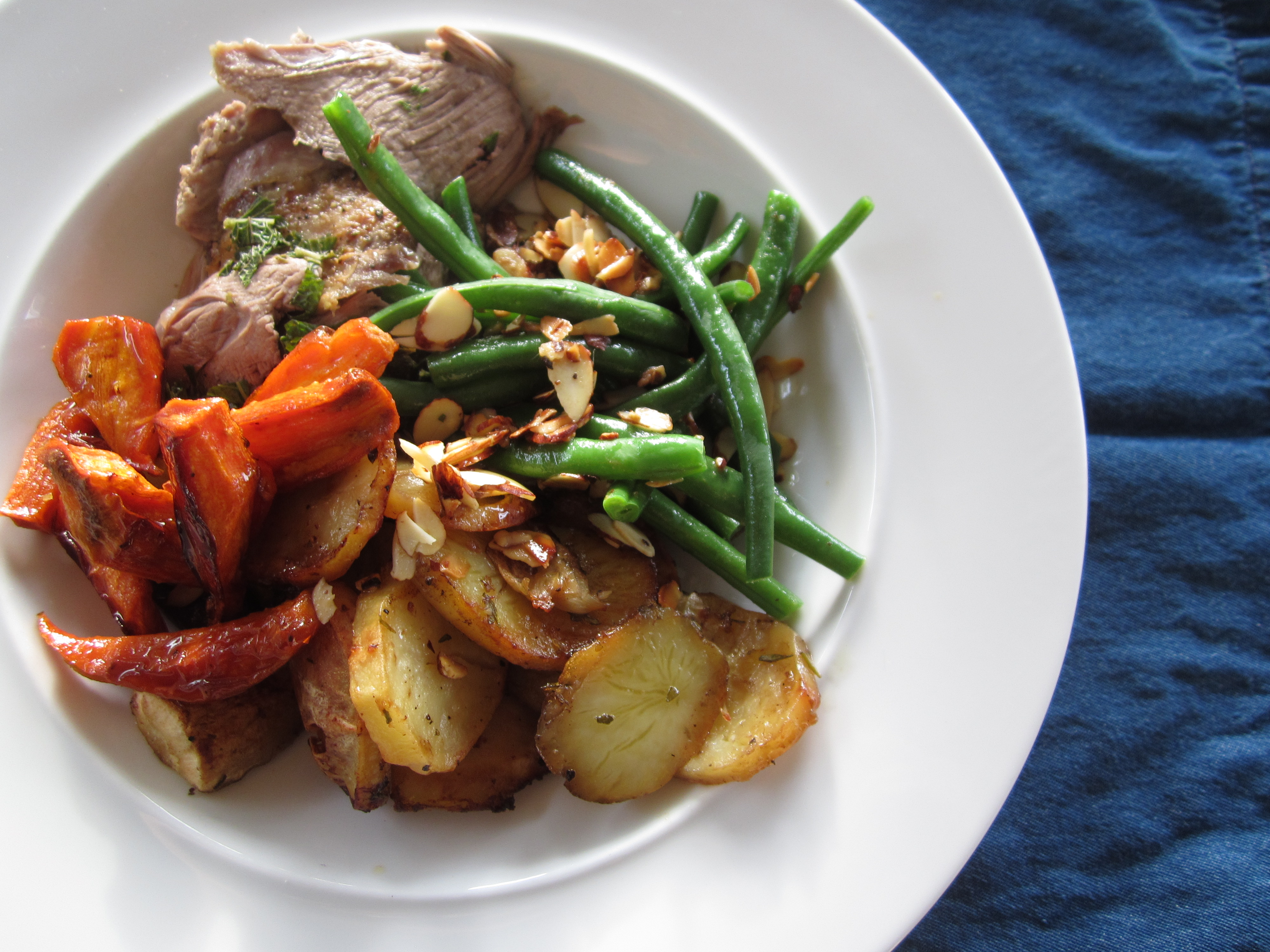 Food dec 311212 077 new zealand home cook for Authentic new zealand cuisine