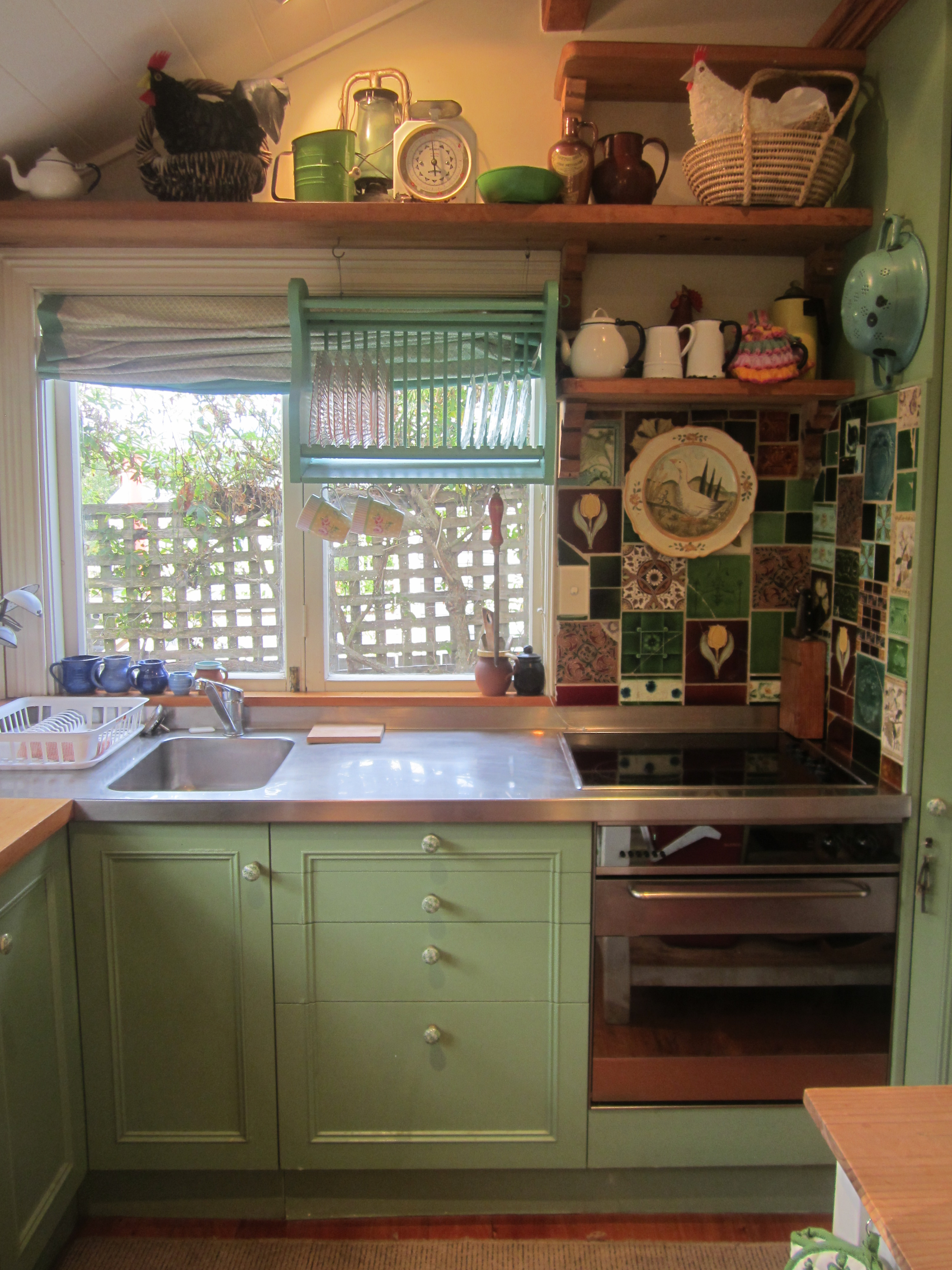 french kitchen   new zealand home cook